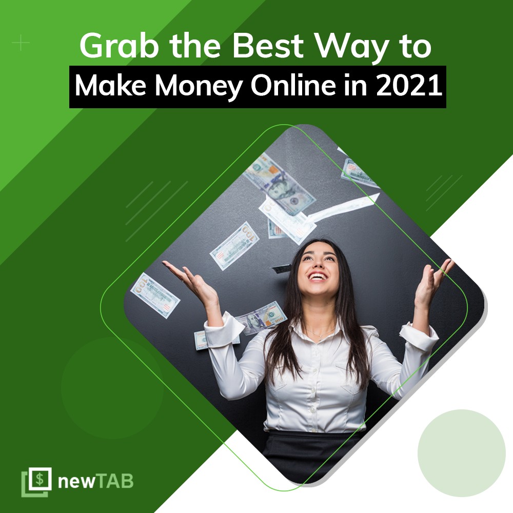 Make Money Online - newTAB