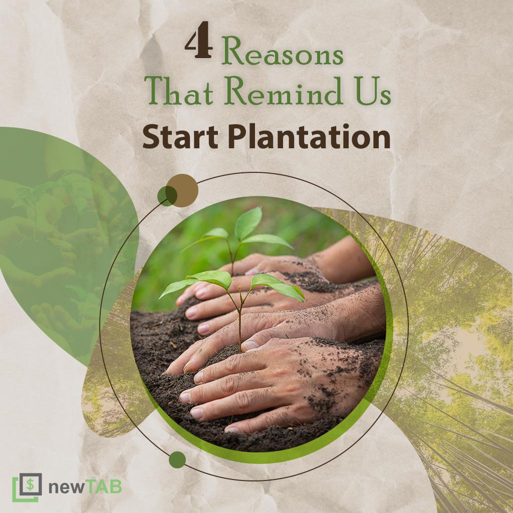 Planting Trees - newTAB